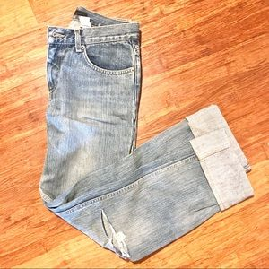 Marc Jacobs Jeans - Marc Jacobs Rolled Distressed Jeans